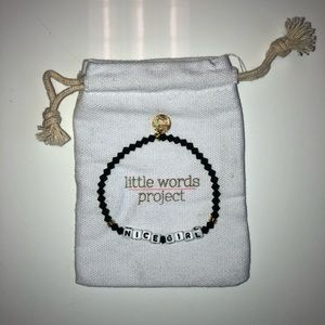 Little Words Project bracelet!
